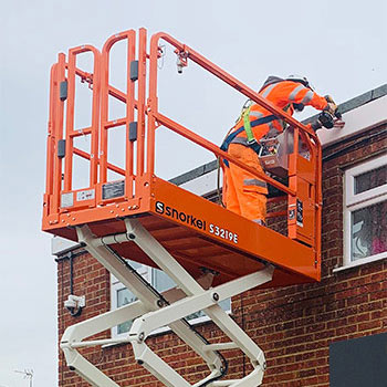 Hire scissor lifts